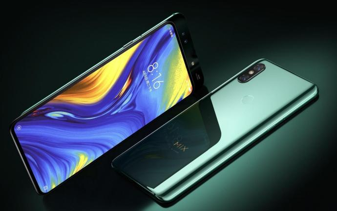 Xiaomi Mi Mix 3 1