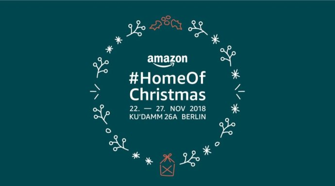 Amazon Home Of Christmas