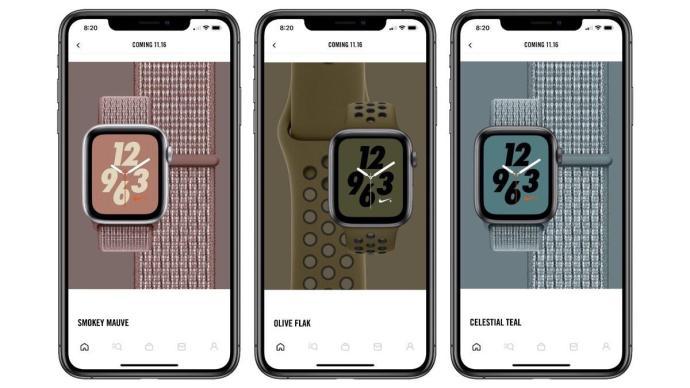 Aple Watch Nike Band Neu 2018