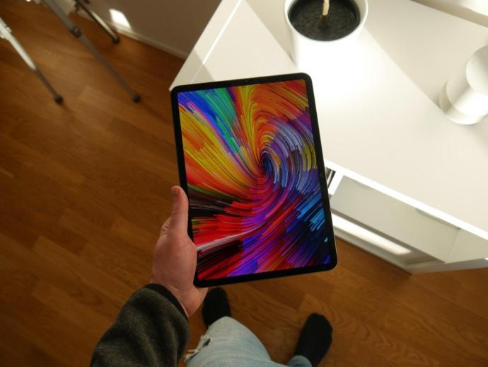 Apple Ipad Pro 2018 Test2