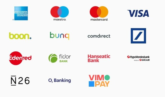 Apple Pay Deutschland Partner