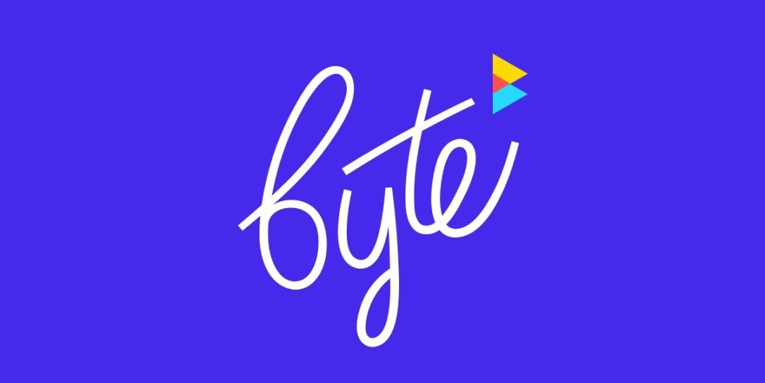 Byte Logo Header