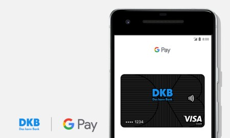 Google Pay Dkb