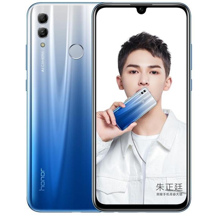 Honor 10 Lite Blau