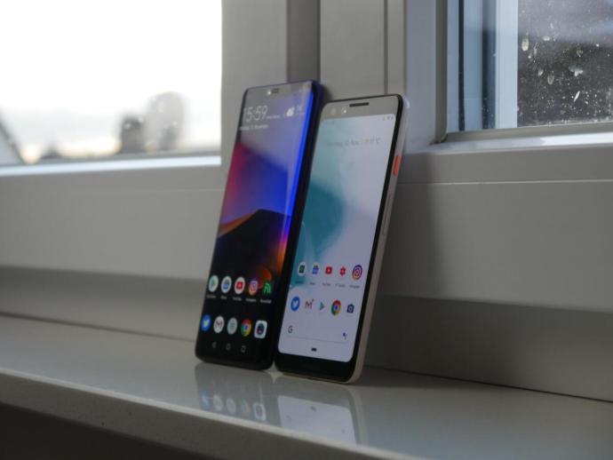 Huawei Mate 20 Pro Google Pixel 3 Vergleich3