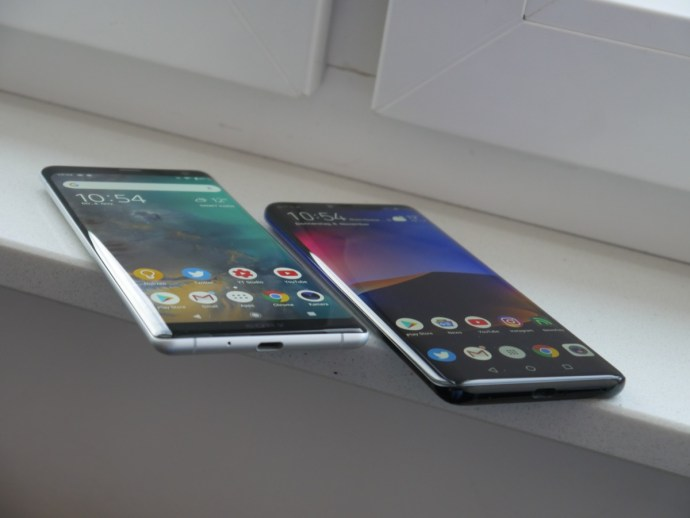 Huawei Mate 20 Pro Sony Xperia Xz3 Vergleich1