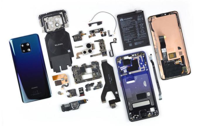 Huawei Mate 20 Pro Zerlegt