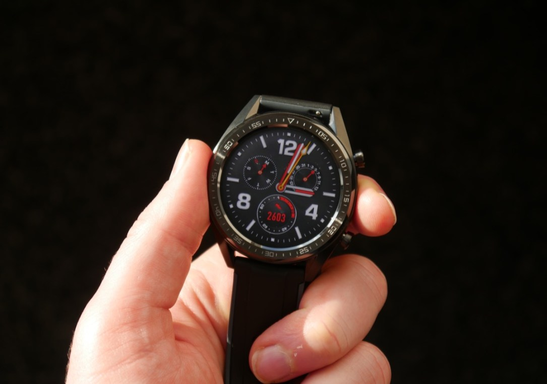 Huawei Watch Gt Header