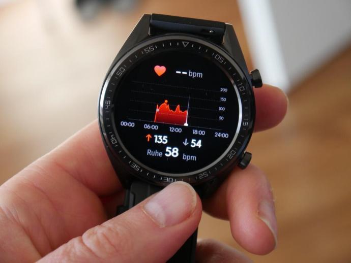 Huawei Watch Gt Test2