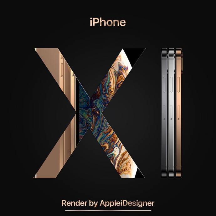 Iphone 2019 Konzept Ipad Design Ig