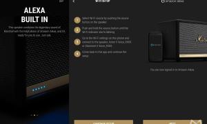 Marshall Voice App