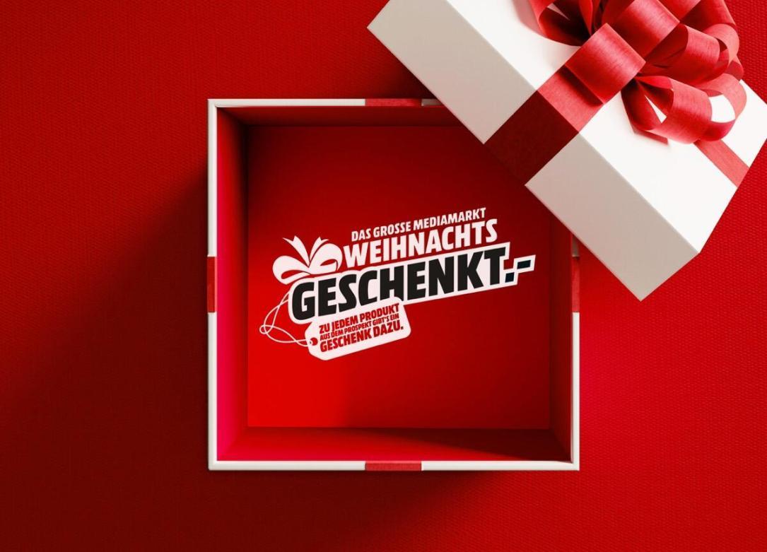MediaMarkt startet Extra-Geschenk-Aktion