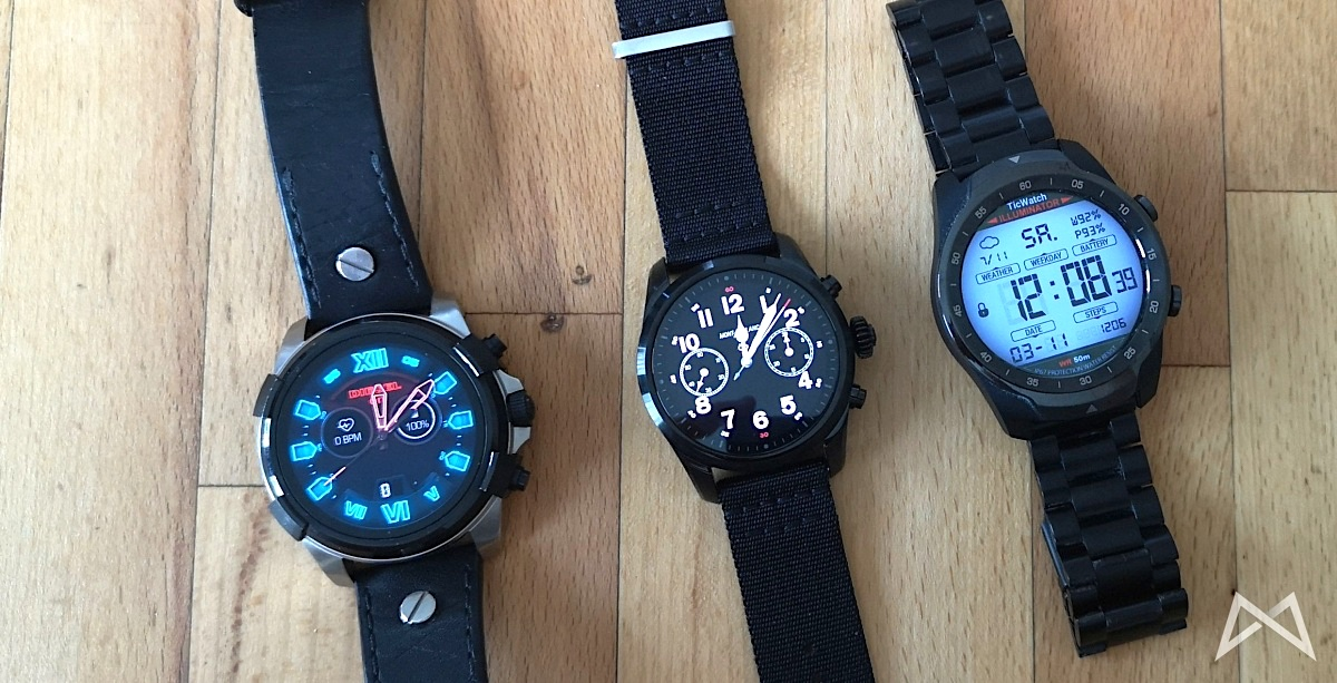 Montblanc Summit 2 Smartwatch Wearos 1