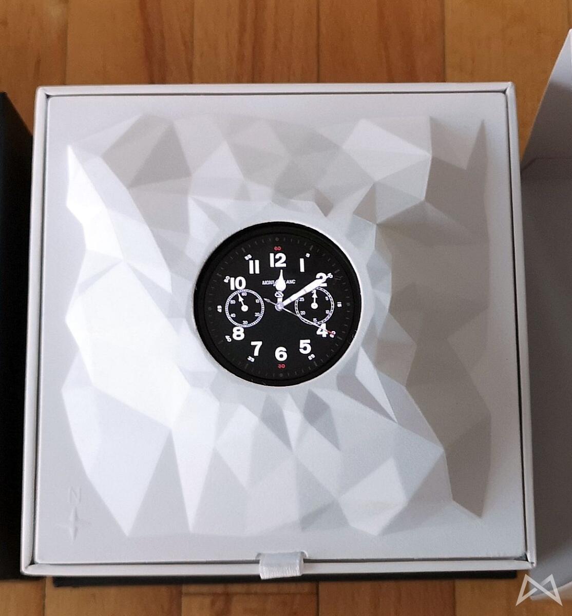 Montblanc Summit 2 Smartwatch Wearos 2