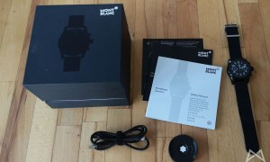 Montblanc Summit 2 Smartwatch Wearos 4