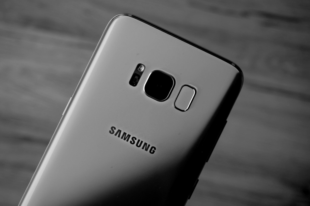 Samsung Galaxy Back Header