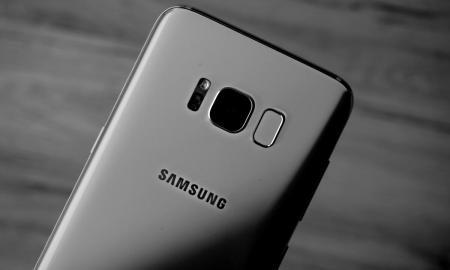 Samsung Galaxy Back Header