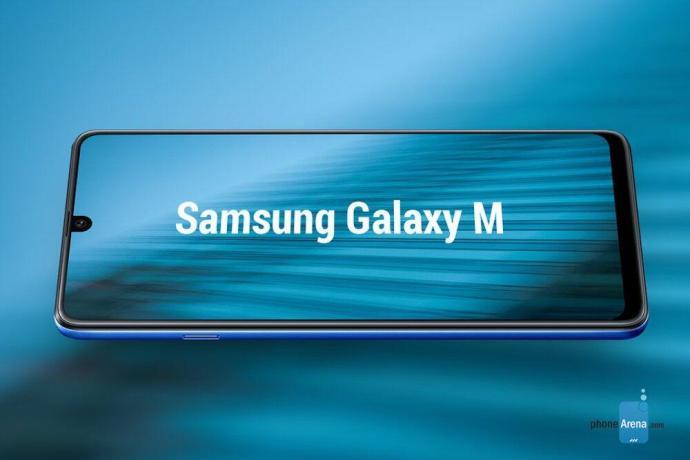 Samsung Galaxy M2 Render1