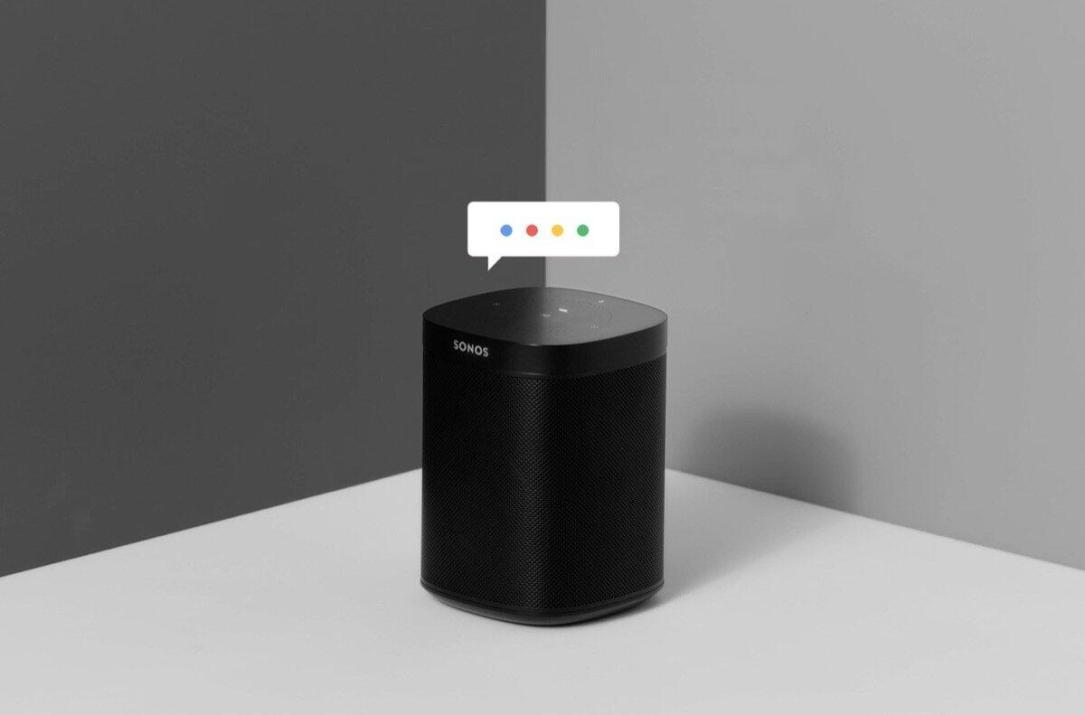 Sonos Google Assistant