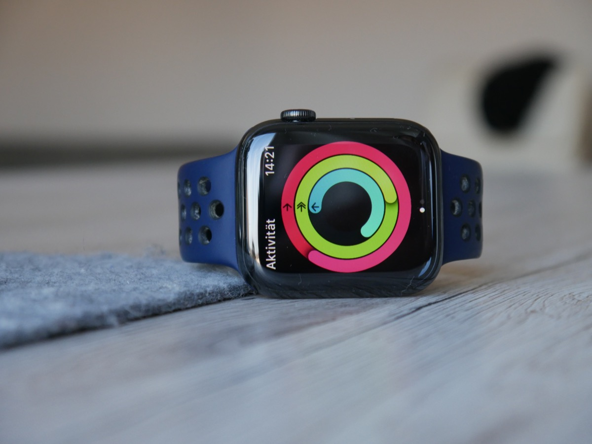 Apple Watch Series 4 Test1