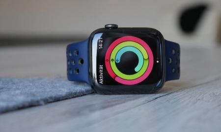 Apple Watch Series 4 Test1