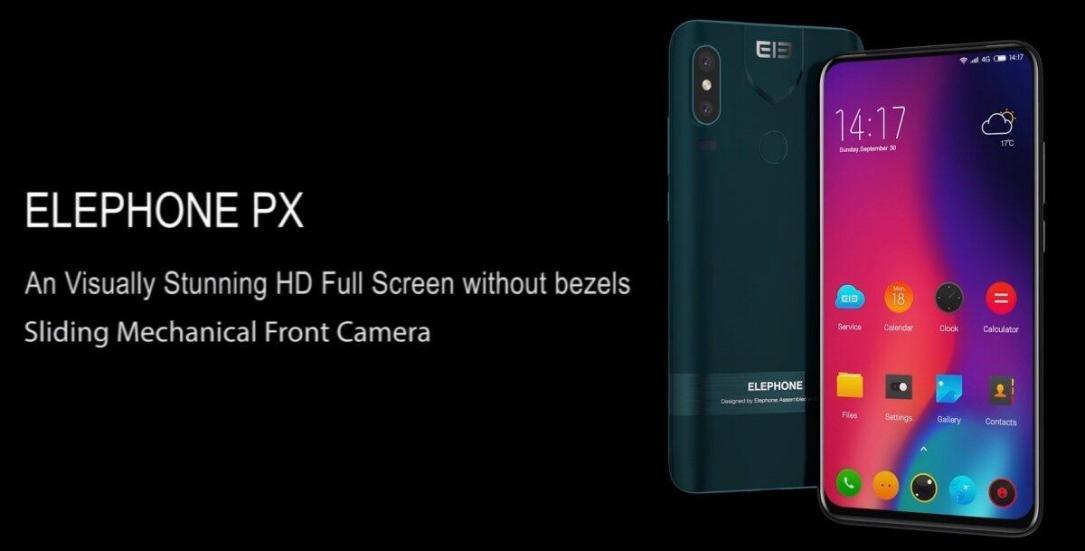Elephone Px 3