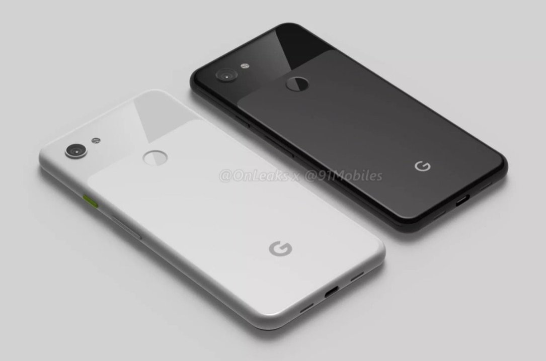 Google Pixel 3 Xl Lite Back