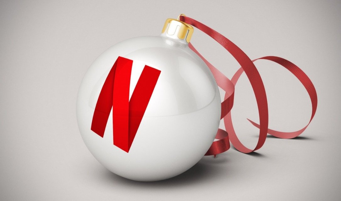 Netflix Weihnachtskugel