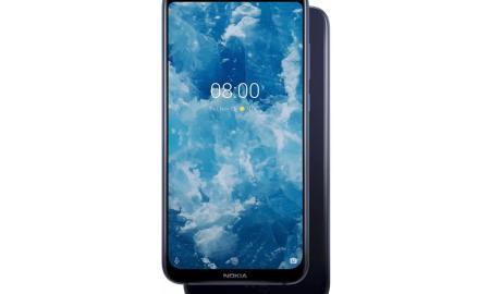 Nokia 8.1 Header