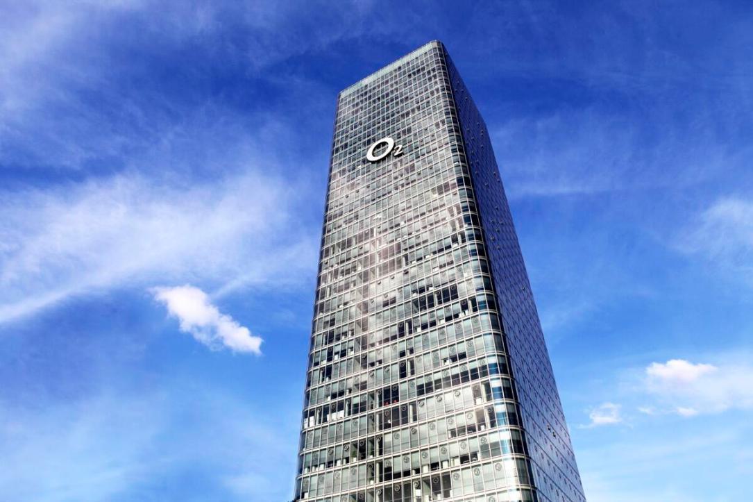 O2 Tower Muc Header