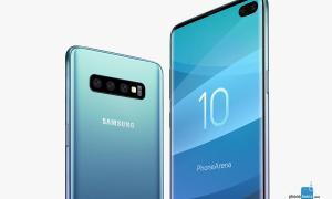 Samsung Galaxy S10 Plus Triple Camera