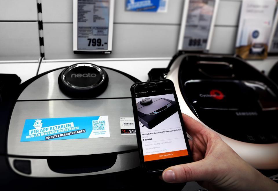 Saturn Smartpay Ab Sofort Kassenlos Bezahlen Im Gr Ten Elektronikmarkt Der Welt In Hamburg Low Quality