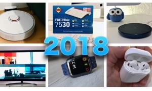 Technik 2018