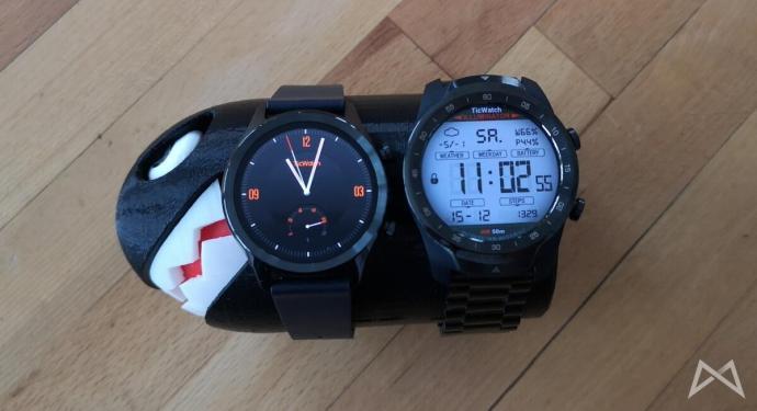 ticwatch c2 im test smartwatch zum kleinen preis. Black Bedroom Furniture Sets. Home Design Ideas
