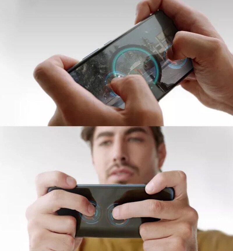 Vivo Nex Read Touch Pad