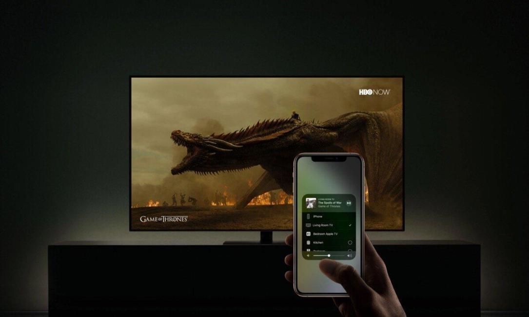 Apple Airplay Tv Header