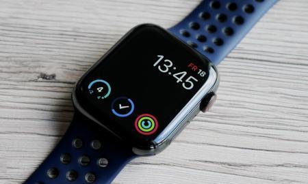 Apple Watch Series 4 Watchface