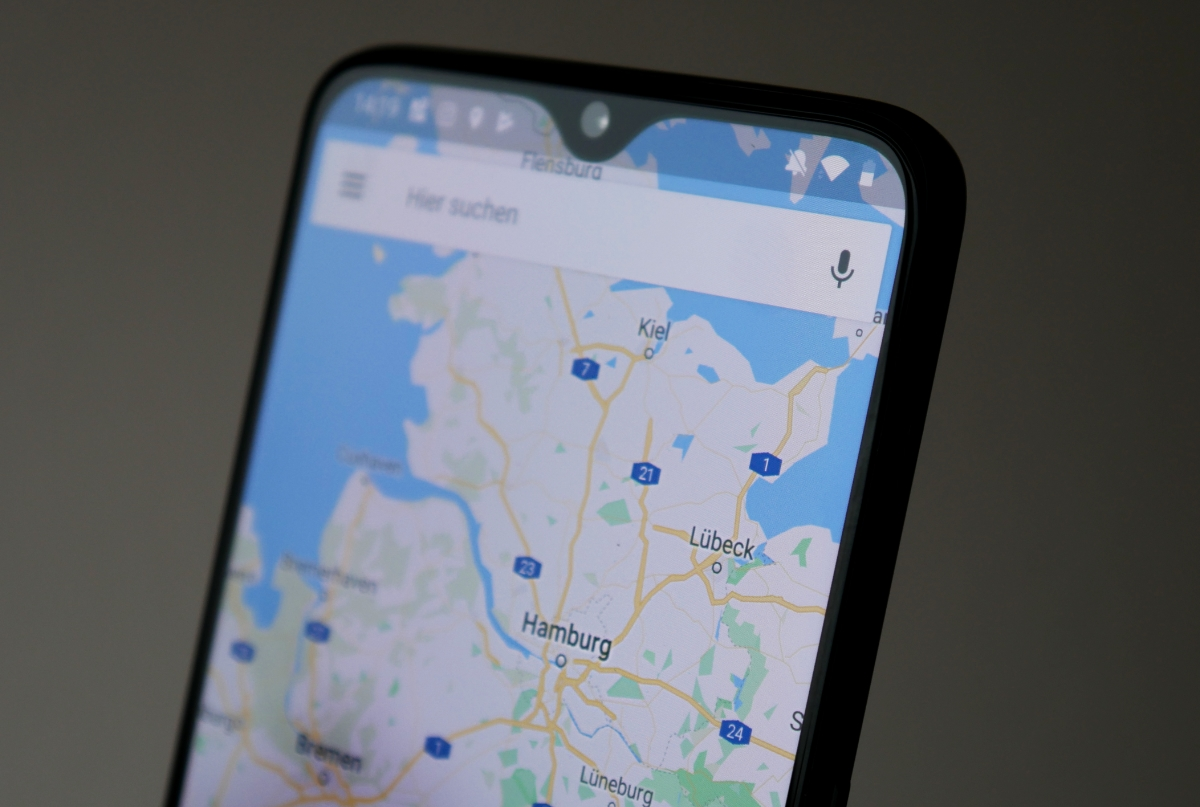 Google Maps Android Hell Header
