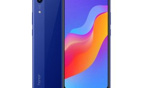 Honor Play 8a Blau
