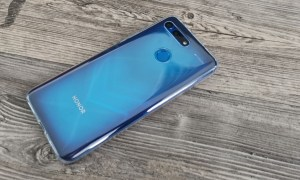 Honor View 20 Rueckseite Im Case