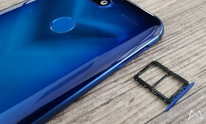 Honor View 20 Sim Slot 2