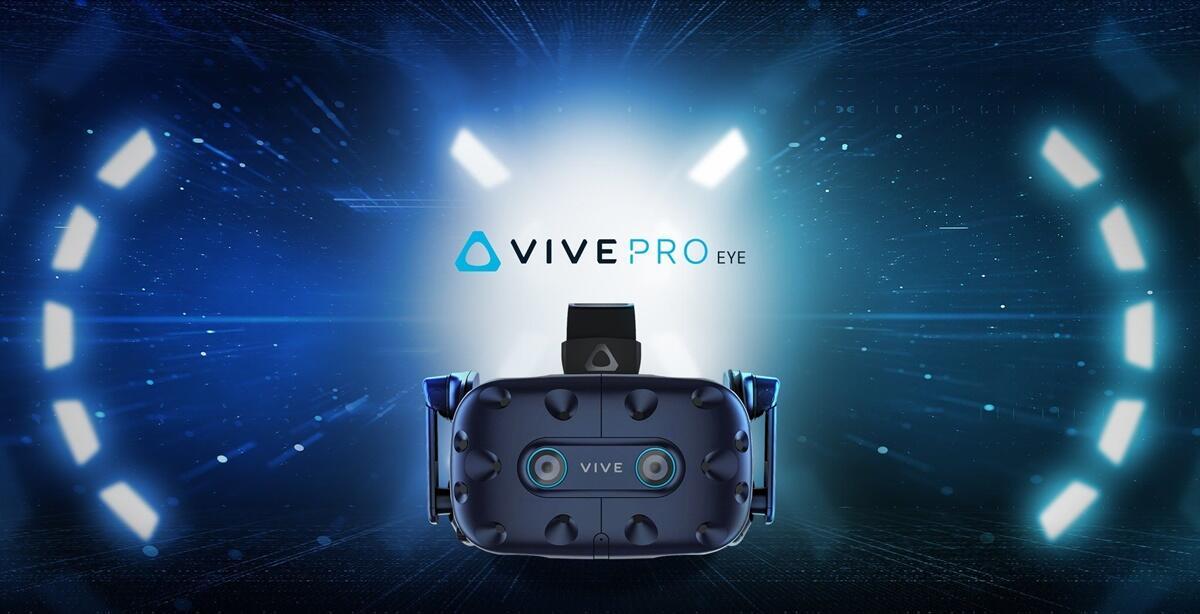 Htc Vive Pro Eye