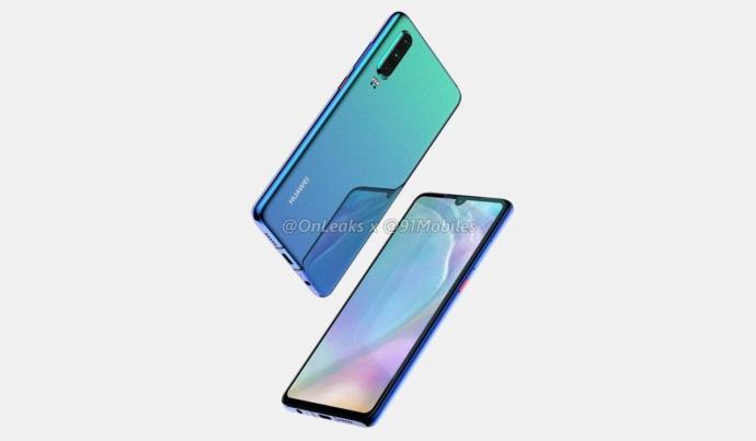 Huawei P30 Leak3