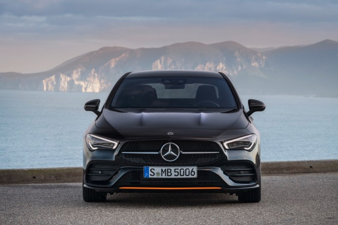 Das Neue Mercedes Benz Cla Coupé: So Schön Kann Automobile Intelligenz Sein The New Mercedes Benz Cla Coupé: Automotive Intelligence Can Be This Beautiful