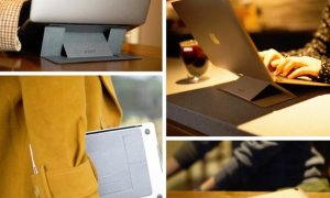 Moft Worlds First Invisible Laptop Stand