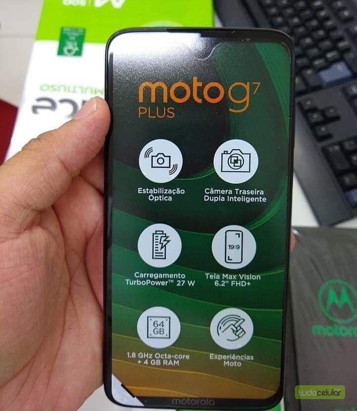 Moto G7 Plus Specs
