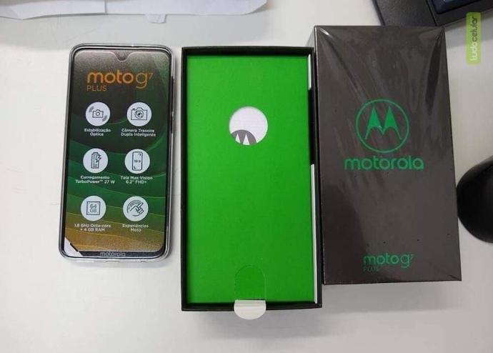 Moto G7 Plus Unboxed