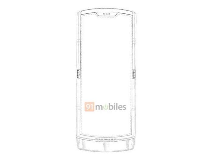 Motorola Razr 2019 Patent3