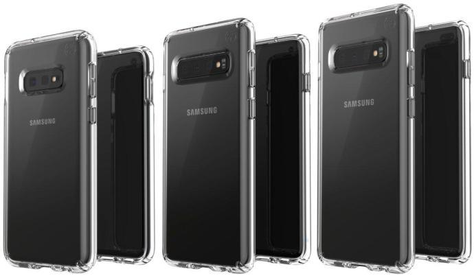 Samsung Galaxy S10 Lineup Case