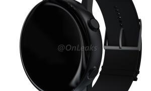 Samsung Galaxy Sport Render1